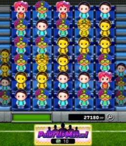 ウイコレサポーターゲームPoint Up Match!